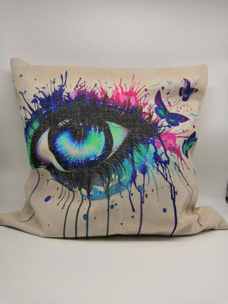Colorful Eye Pillowcase