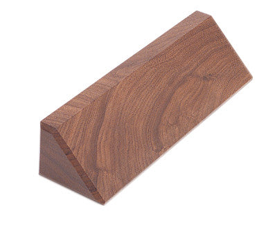 Genuine Walnut Desk Wedge
