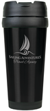 Gloss Travel Mug Black