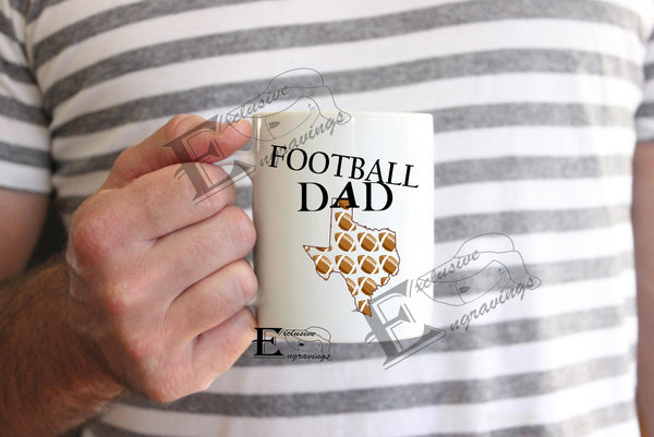 Football Dad Texas
