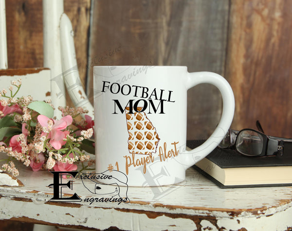 Football Mom Player Alert Georgia