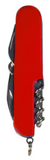 8-Function Multi-Tool Pocket Knife red