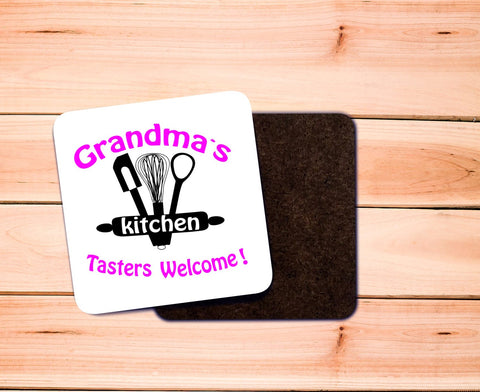 """Grandma's Kitchen"" Coaster"