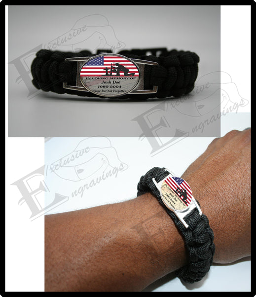 Military Style Rope Bracelet