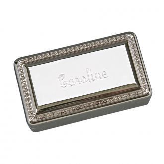 Rectangular Trinket Box