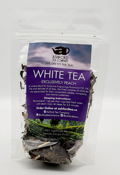 Exclusively Peach White Tea