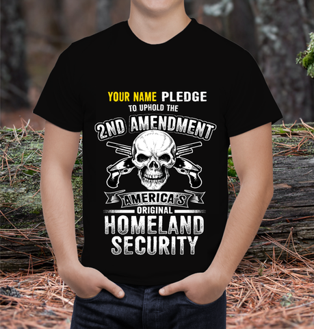 Homeland Security Shirt