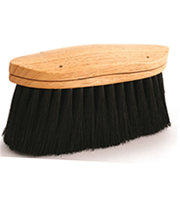 Brush - poly, curved, back