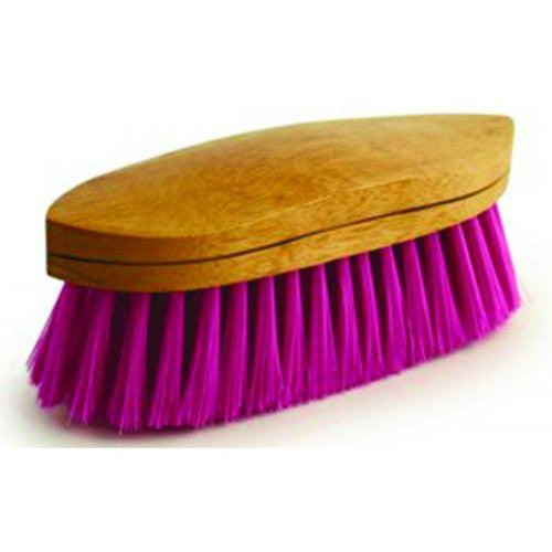 Brush: Curved Back - Magenta