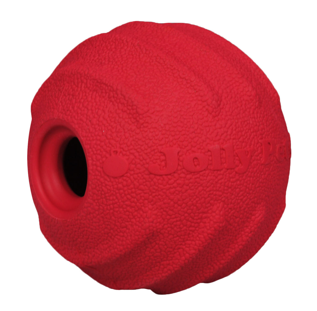 "DOG TOY  4 "" Jolly Tuff Tosser"