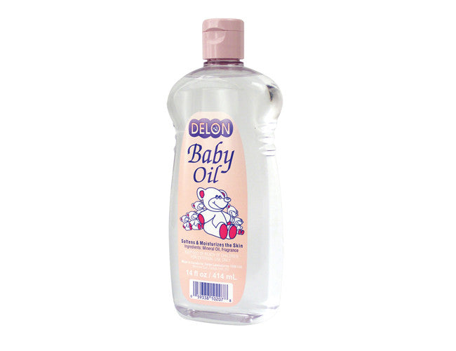 Baby Oil 14oz/414ml