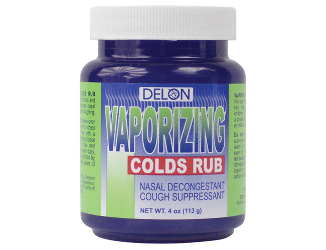 Vaporizing Rub 4oz/113g