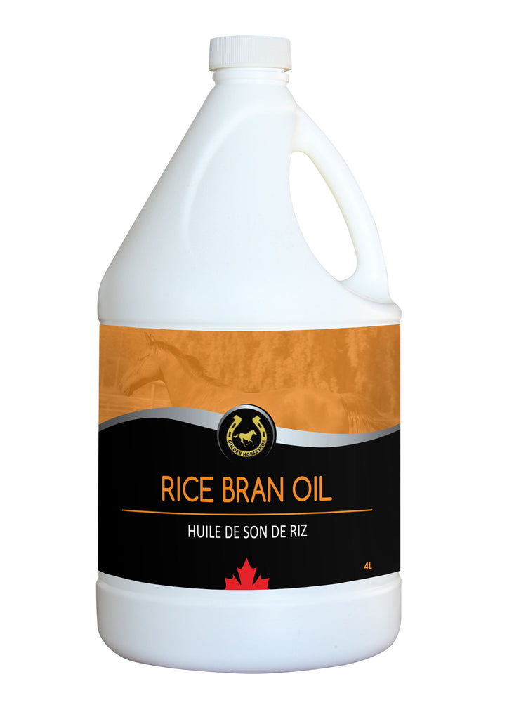 Rice Bran Oil - 4 LTR