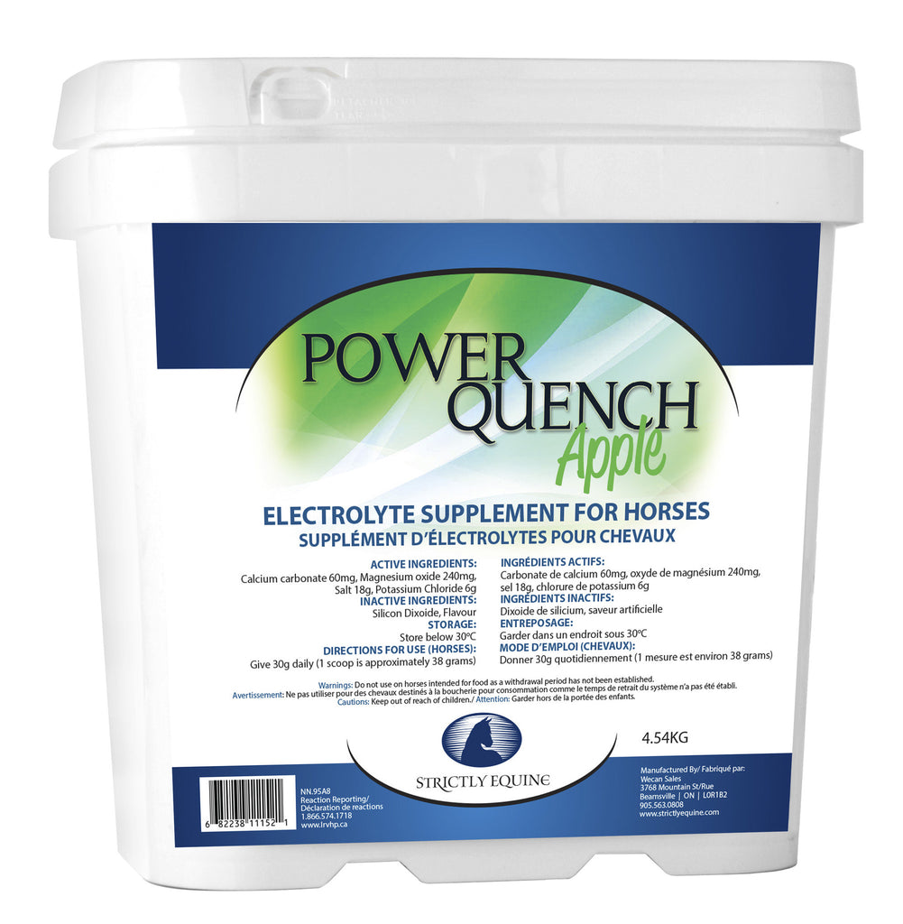 Power Quench Electrolyte Apple