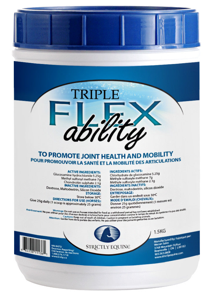 Triple Flex Ability (Strictly Equine)