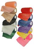 Cohesive Flexible Bandage 4""