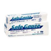 "Gauze 4"" x 4"" squares - package of 200"