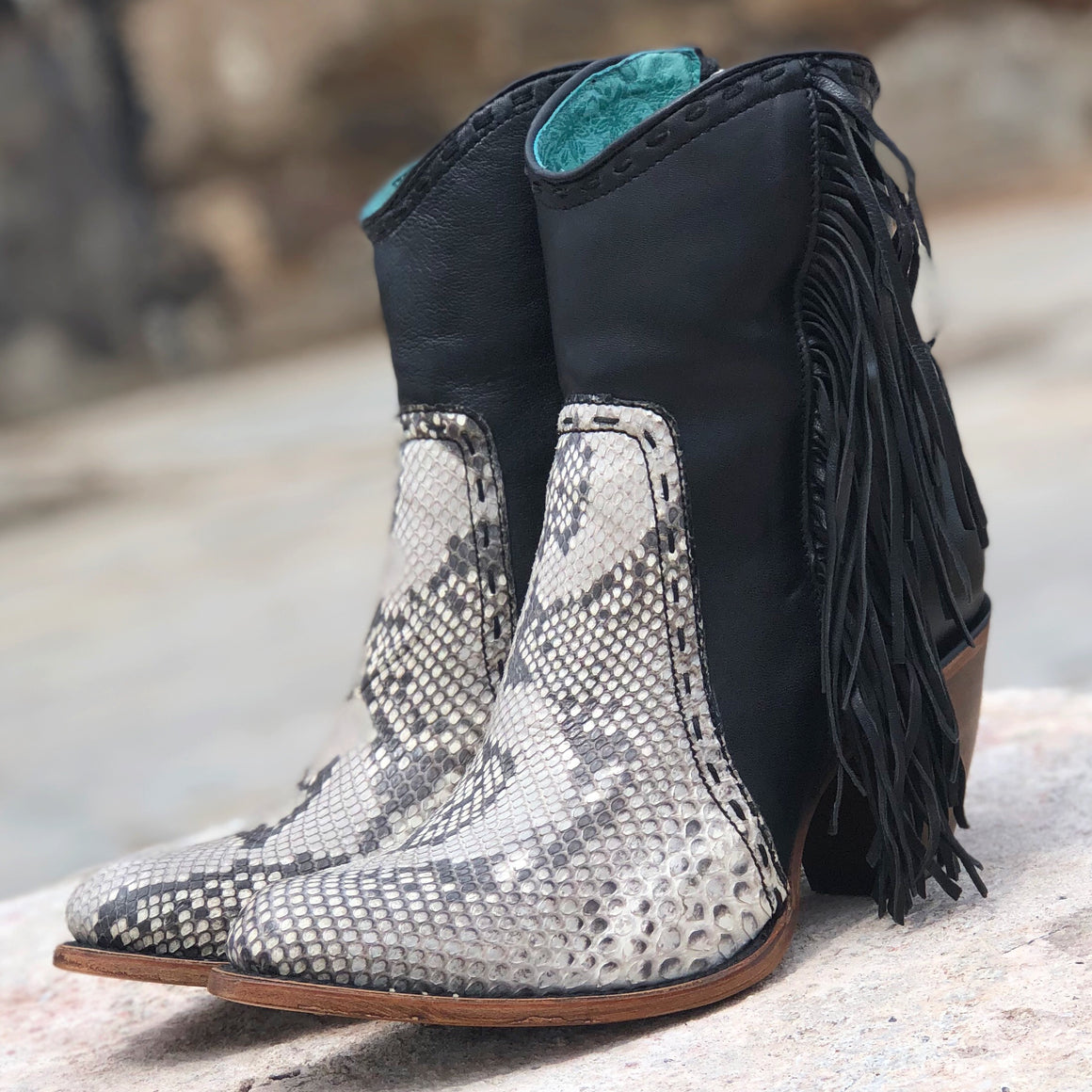 Corral Python Boots