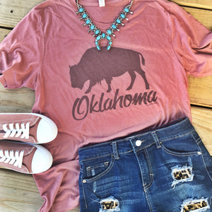 Buffalo Oklahoma Blush