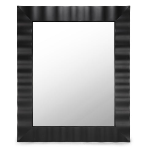 Grand miroir rectangulaire