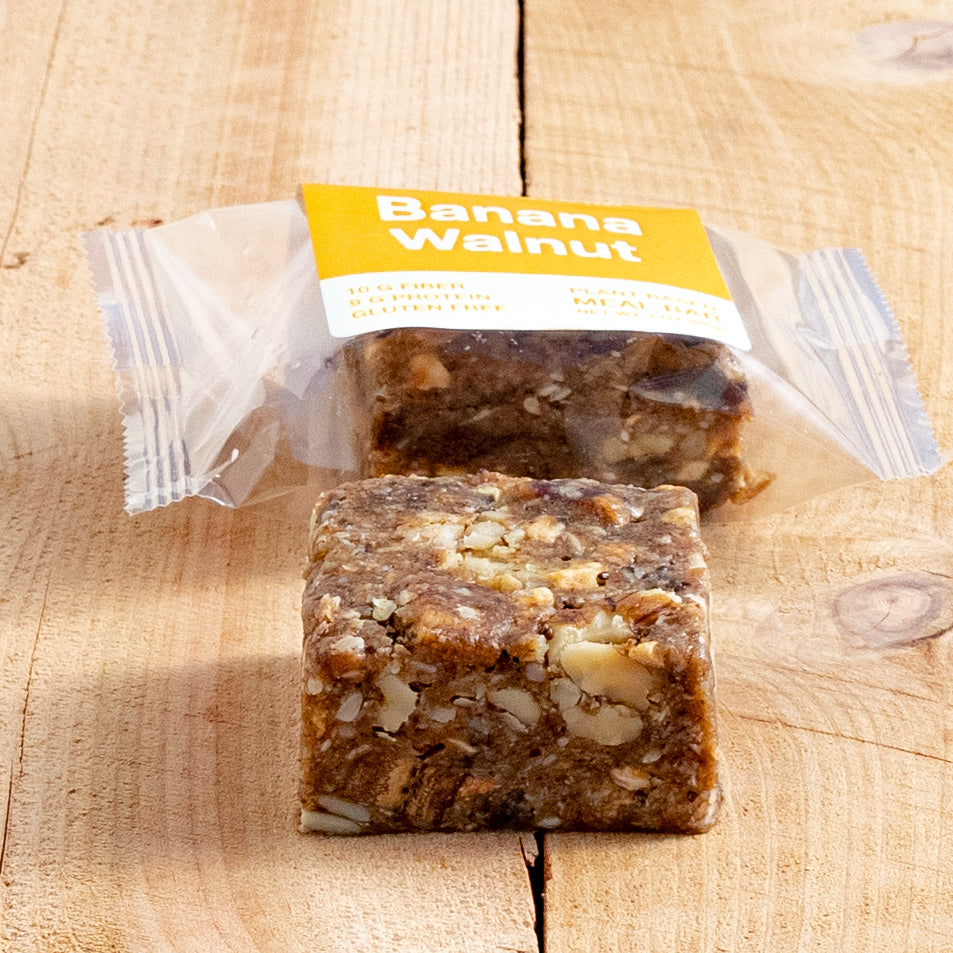 BANANA WALNUT - Box of 12