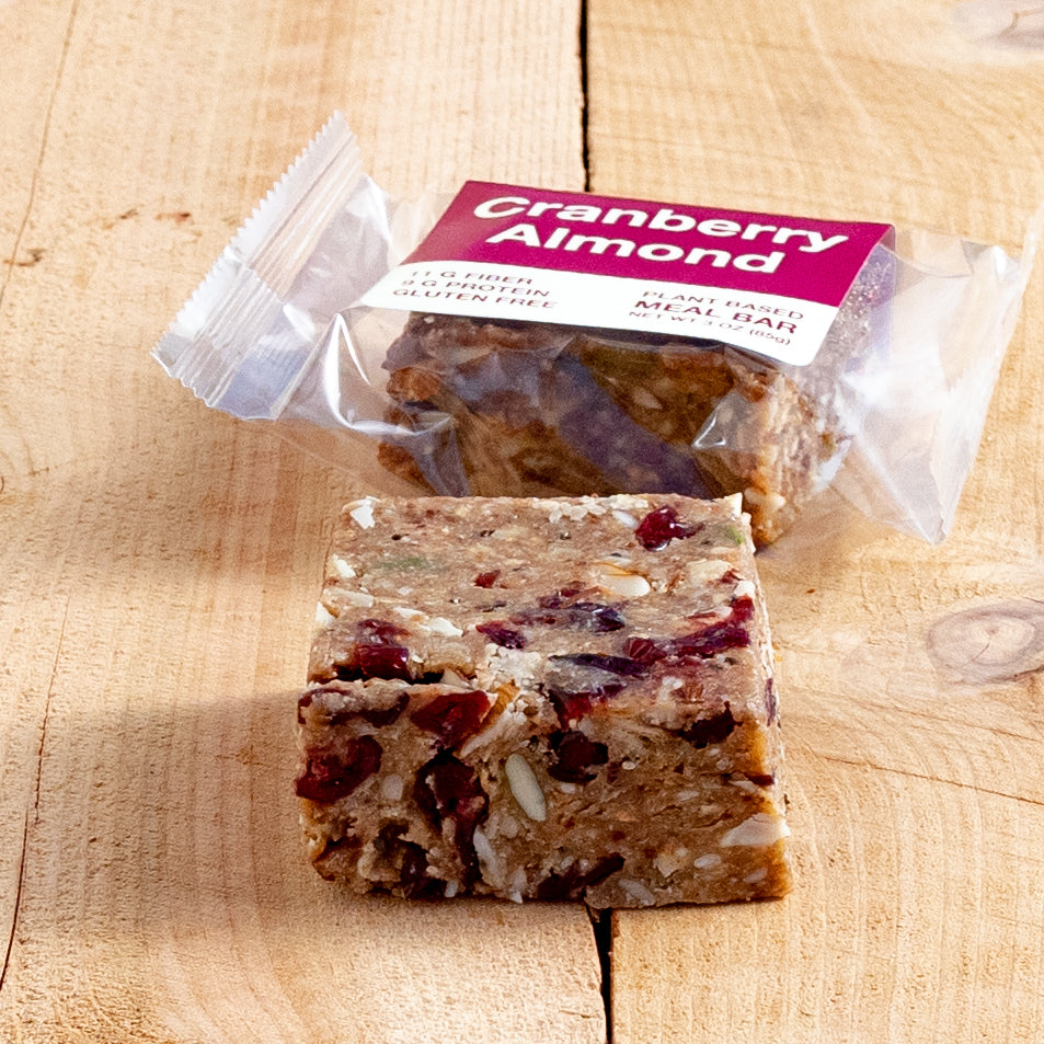 CRANBERRY ALMOND - Box of 12