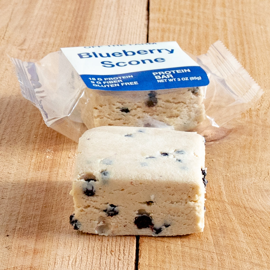 BLUEBERRY SCONE - BOX OF 12