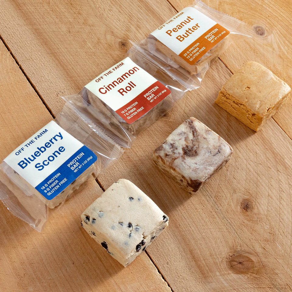PROTEIN BAR SAMPLE PACK