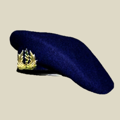Israel Military Products IDF Navy Beret