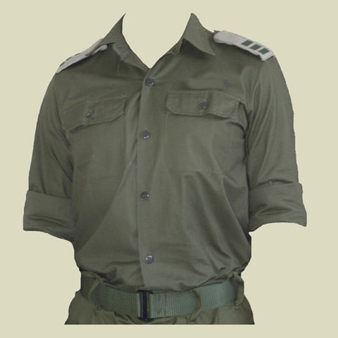 Israel Military Products IDF Israel Unisex Army Uniform Shirt