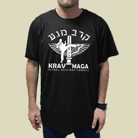 Israel Defence Forces Original Krav Maga Dry Fit
