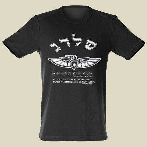 Israel Defence Forces Original Shaldag Airborne Commando T shirt