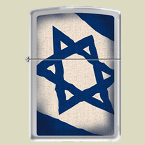 Israel Military Products Israel Flag Zippo Lighter