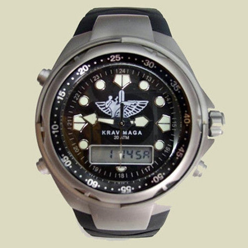 IDF Krav Maga Watch