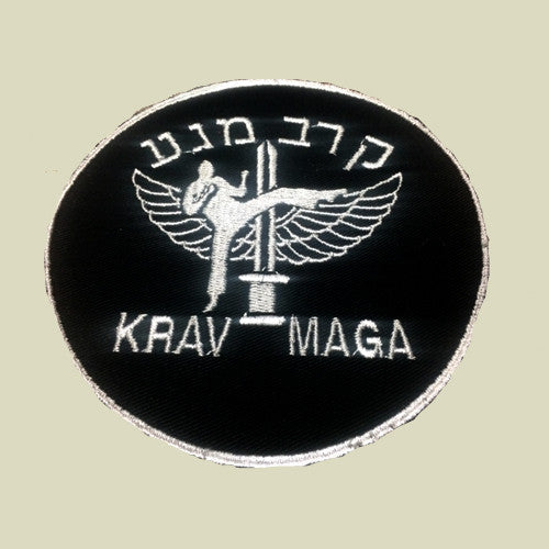 Israel Military Products Krav Maga Army Patch