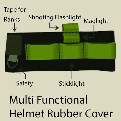 IMP Multi Functional Helmet Rubber Cover