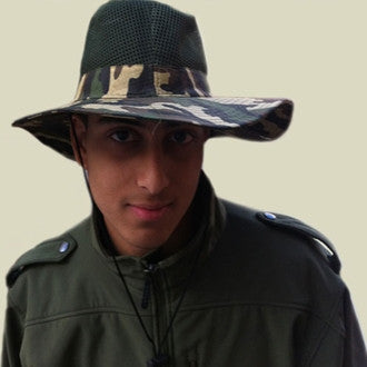 Israel Military Products Israel Army Camouflage Safari Hat