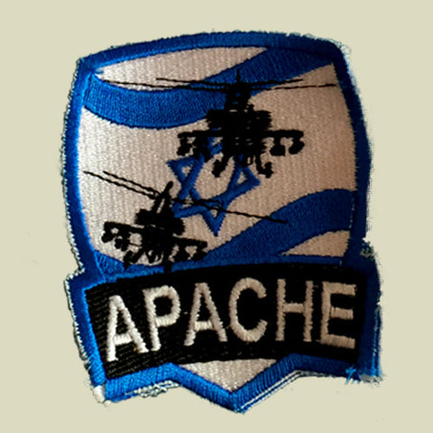 Israel Military Products Apache-patch