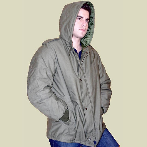 Israel Military Products Dubon IDF Cold Weather Parka