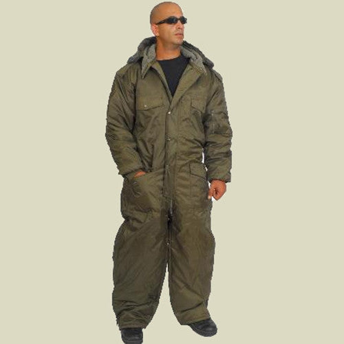 Israel Military Products IDF Padded Coverall Hermonit