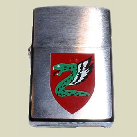 Israel Military Products IDF Tzanchanim - Paratroops Army Zippo Lighter