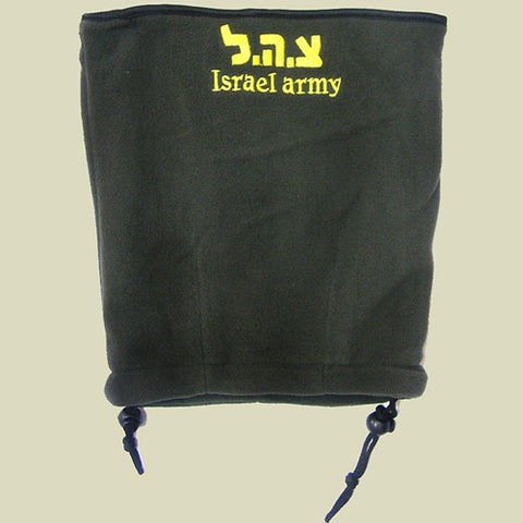 Israel Military Products IDF battlefield Fleece Neck Warmer