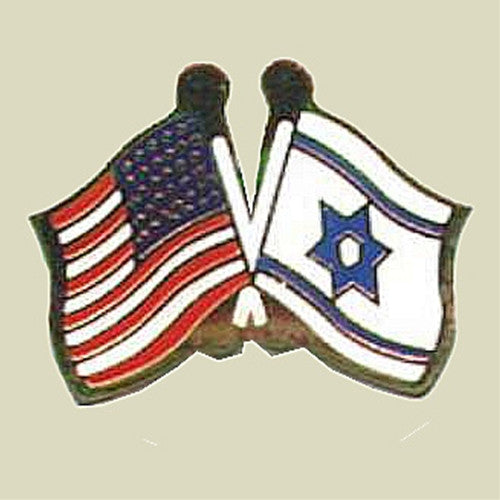 Israel Military Products Israel-US Flags Insignia