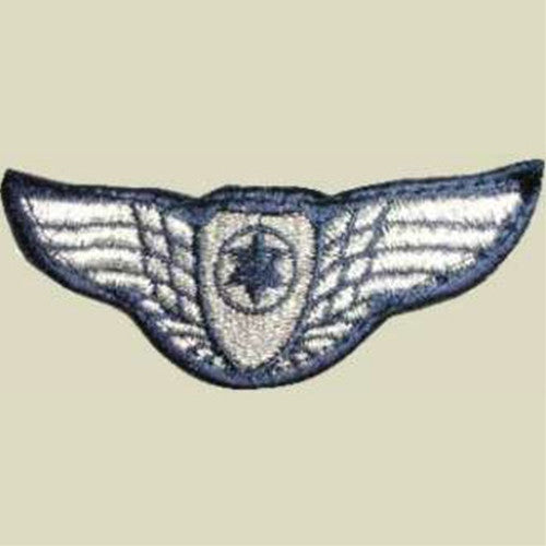 Israel Military Products Israel Air Force Pilot Wings Army Patch