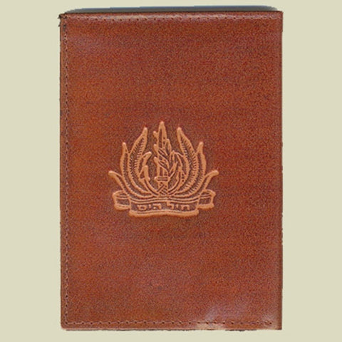 Israel Military Products Israel Navy Leather Army Leather Wallet