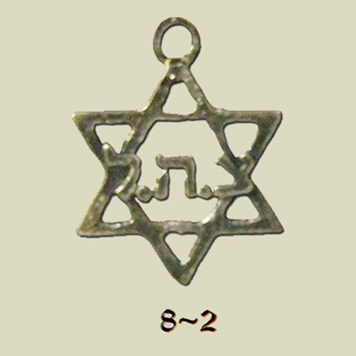 Israel Military Products Magen David Army Pendant chain