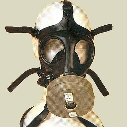 Israel Military Products - Israeli Gas Mask - Adult Size