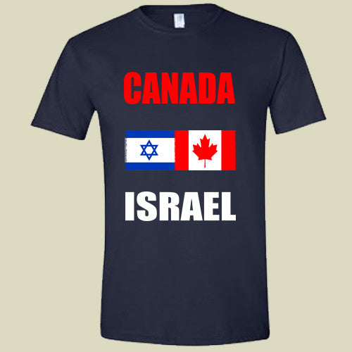 israel-canada-flags-t-shirt