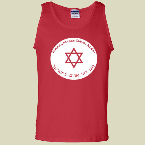 Magen David Adom Original Tank Top