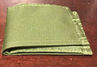 Soldier Wallet-Plain-olive green